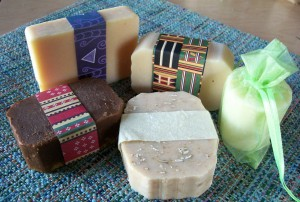 goat milk soaps